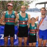 Gara Nazionale Ficsf  2019 Eupilio Lago di Pusiano Premiazione 2 di punta Senior Bronzo