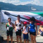Singolo allievi bronzo Reno 2019