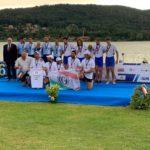 Campionati Italiani Fic.Sf Corgeno 2019 Specialita' 4 di coppia senior Medaglia di bronzo
