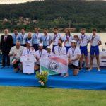 Campionati Italiani Fic.Sf Corgeno 2019 4 di coppia Senior medaglia di bronzo