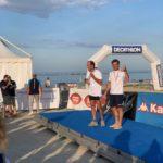 Pescara 2019 Campionati Italiani di Costal rowing Canottieri Verbanese 2 classificata categoria singolo Master O. 55 Distanza 5200 metri