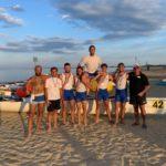 Pescara Campionato Italiano 2019 Coastal rowing