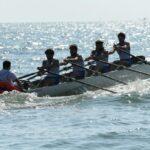 4 coastal rowing beach sprint