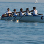 Ibeach costal rowing