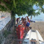 preparazione barche e divertimento per gara nazionale Corgeno
